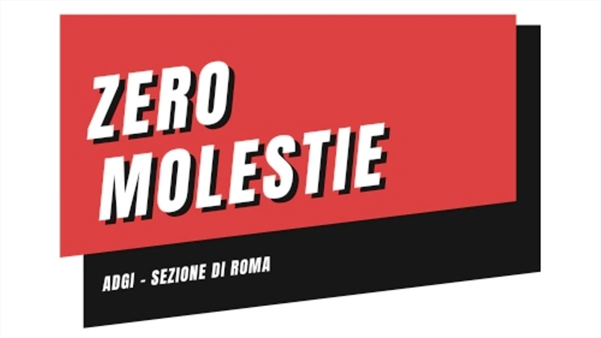 LE MOLESTIE SESSUALI IN AMBITO LAVORATIVO - IL PROGETTO DELLA REGIONE LAZIO -ZERO MOLESTIE SUL LAVORO-