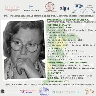 Women 4 Women. Tutte le iniziative promosse dalle Donne Giuriste in vista della Giornata Internazionale della donna